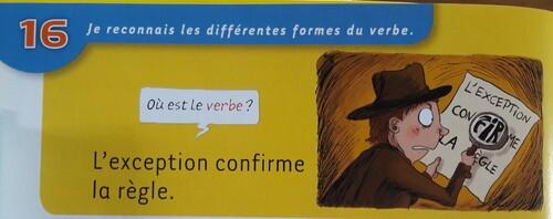 B / Le verbe