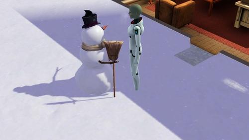 Le destin des Ganatie chapitre 12 : L'hiver est vraiment mortel