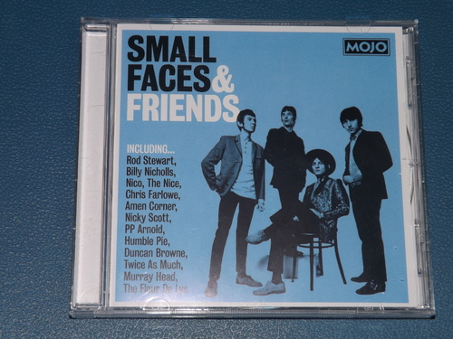 Small faces & friends