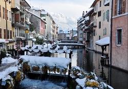 Annecy la petite Venise