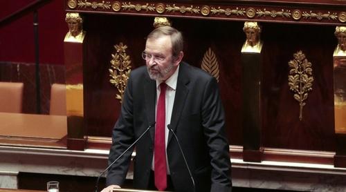 """Le député communiste du Nord Jean-Jacques Candelier propose la création d'une """" immunité ouvrière"""" (Lefigaro.fr 3/05/2017)"""
