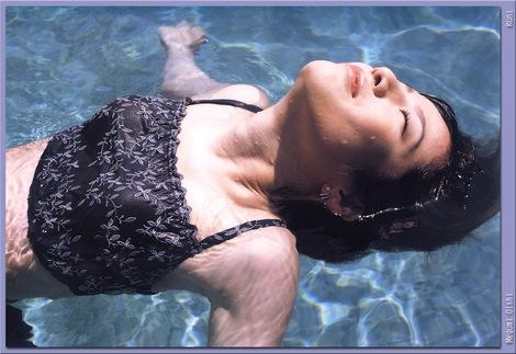 Model Collection : ( [KUNI Scan] -  vol.1  Megumi Oishi/大石恵 )