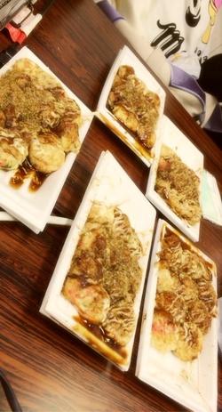 Takoyaki. (08.03.2014)