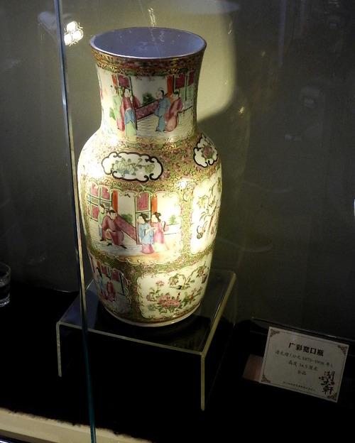 Ville de Tianjin la maison du dernier empereur (12) et FIN