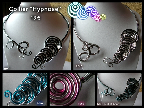 collier alu hypnose