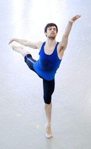 dance ballet class northwest ballet steven loch