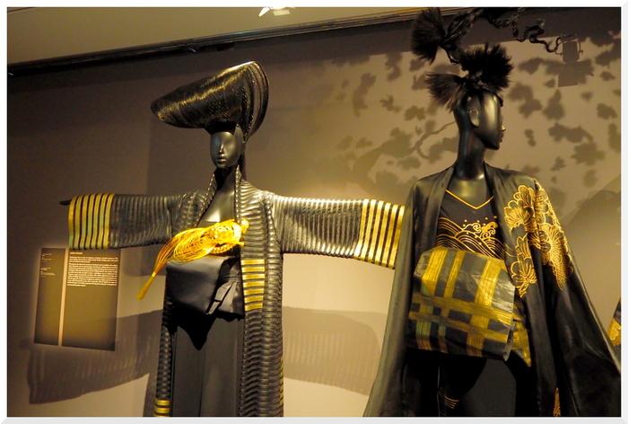 Kimonos et mode musée Guimet