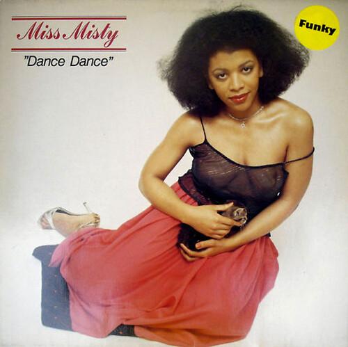 Miss Misty - Dance Dance (1980) [Reggae Soul Funk]