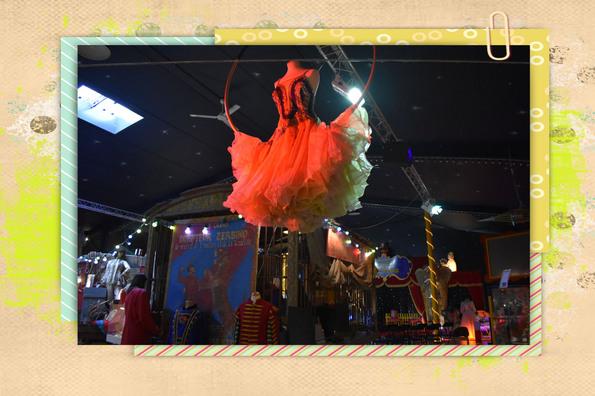 45570Dampierre en Burly Musée du cirque