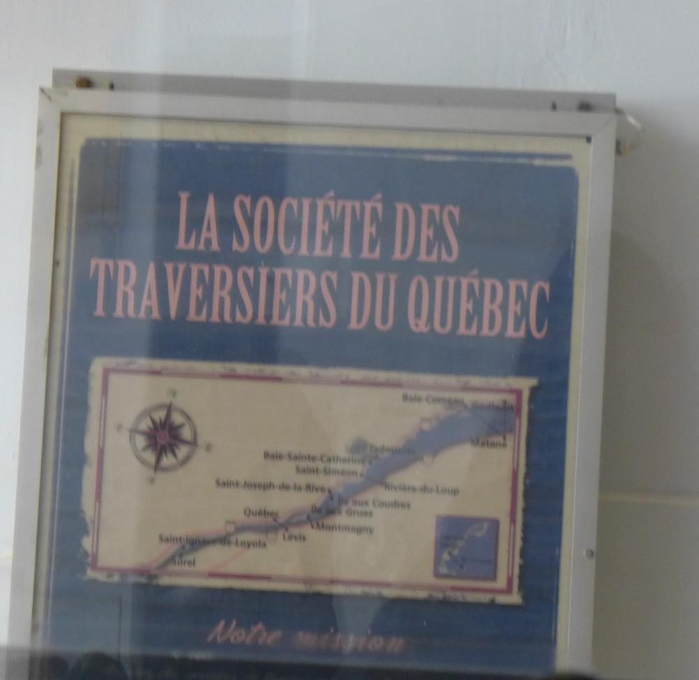 Sur la route vers Tadoussac...