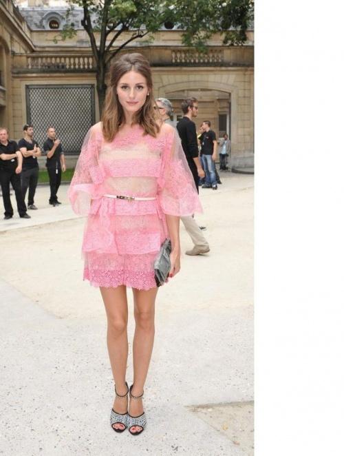 La mode selon Olivia Palermo