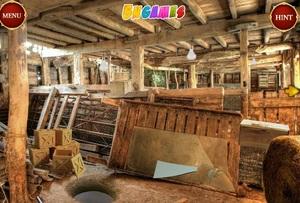 Jouer à Escape Games - Cowshed