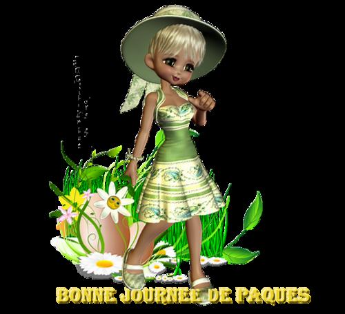 ♥ BELLE JOURNEE DE PAQUES ♥