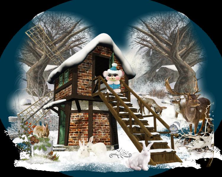 Défis chez Canelle décembre 1