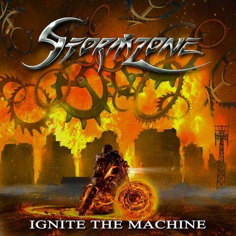 STORMZONE - Les détails du nouvel album Ignite The Machine