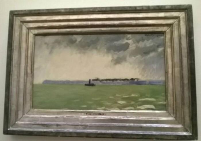 Suite Musée tableaux !