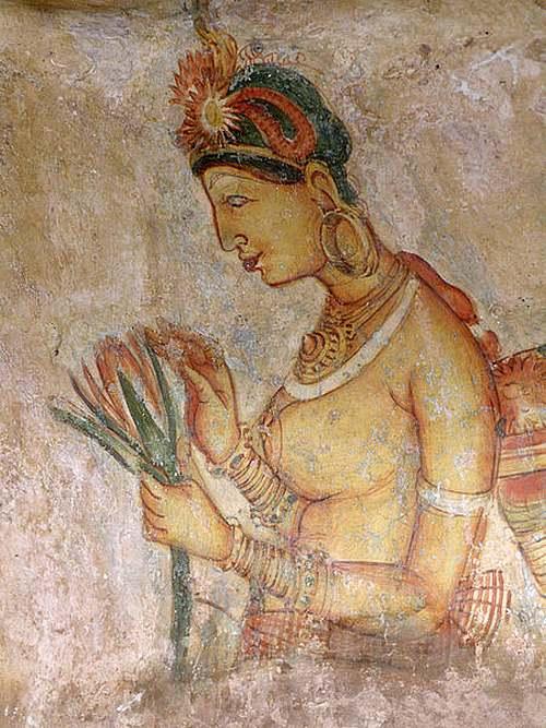 Patrimoine mondial de l'Unesco : Sigiriya - Sri Lanka-