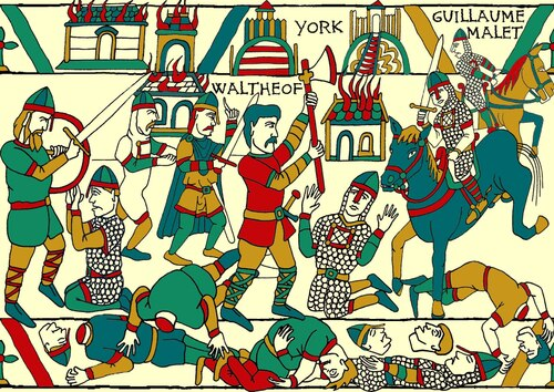 La vie de Guillaume le Conquérant (06)