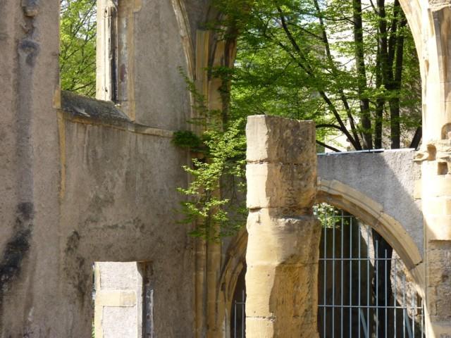 Metz église Saint-Livier mp13 - 17