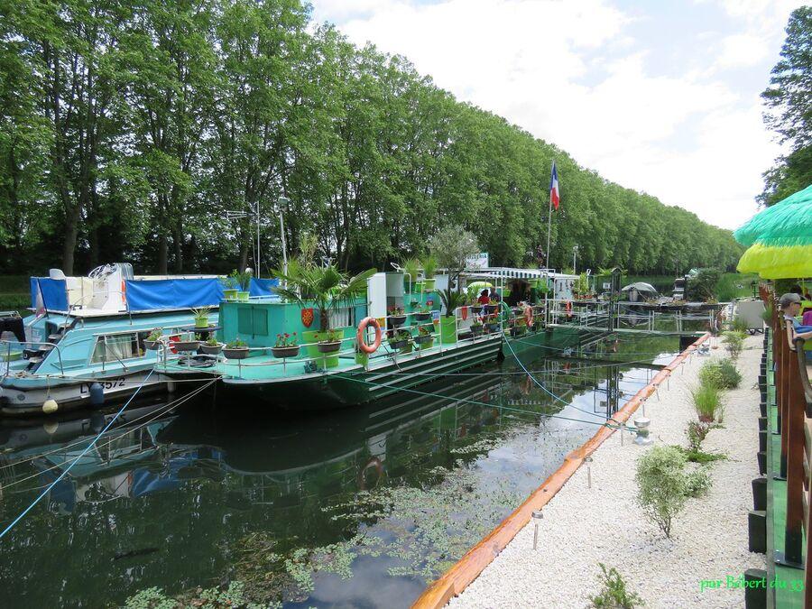 le canal de la Garonne suite