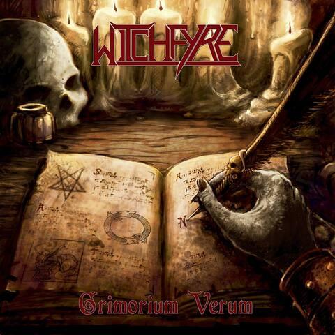 WITCHFYRE - Détails et extrait du premier album Grimorium Verum