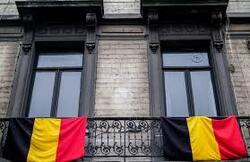 Suspendre un drapeau belge à votre fenêtre pourrait vous coûter cher