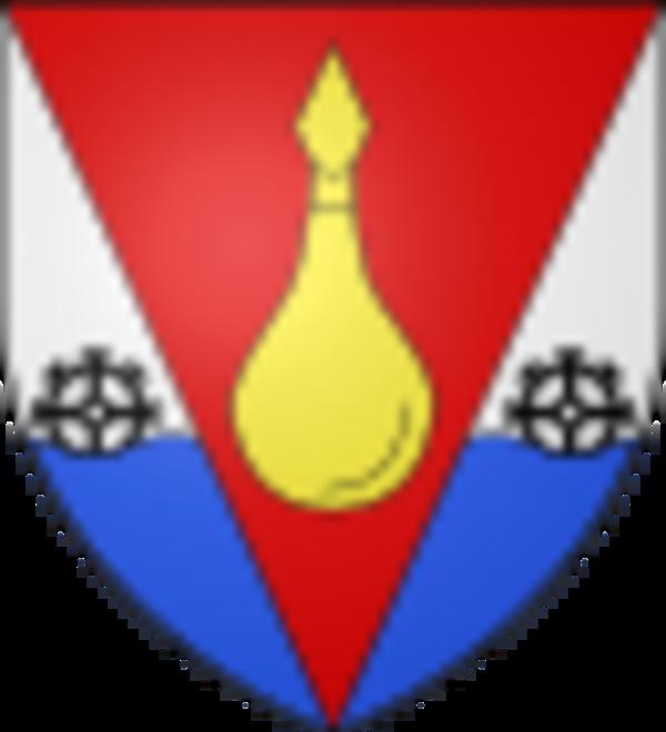 Blason de la commune de Villeneuve-sur-Bellot