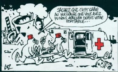 """""""Ce jeune dentiste se fit les dents sur sa Belle-Mère"""". Jacques Damboise in """"Pensées concomitantes""""."""