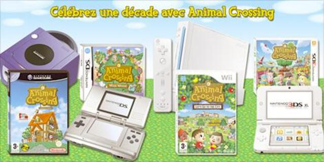 Les Jeux Animal Crossing