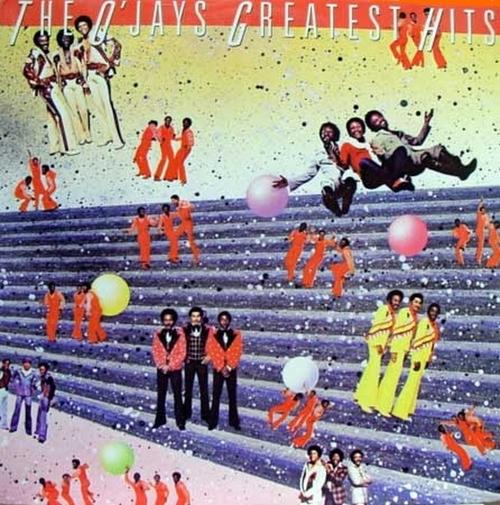 "1984 : The O'Jays : Album "" Greatest Hits "" Philadelphia International Records FZ 39251 [ US ]"
