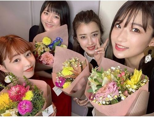 Sur l'instagram de Yuka - 25.06.19