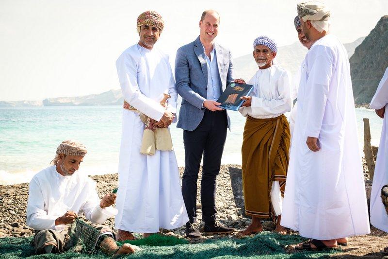 Les marins d'Oman