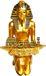 """Blinkies """"Egypte"""""""