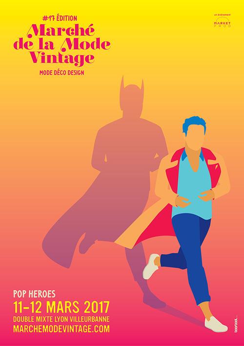 Marché de la mode vintage 2017