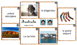 Vocabulaire - Australie