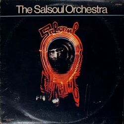 The Salsoul Orchestra - Same - Complete LP