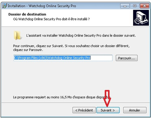 Watchdog Online Security Pro 2018 - Licence 1 an gratuit