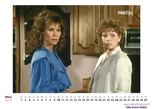 Karen et compagnie....(fin des calendriers )