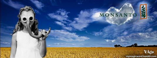 """Ce géant américain """"Monsanto empoisonneur"""""""