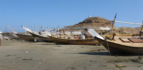 Oman : Sur, ville de pêcheurs