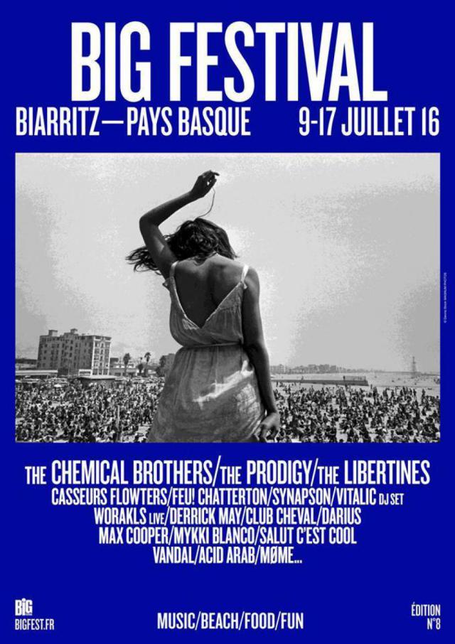 BIG Festival 2016 de Biarritz