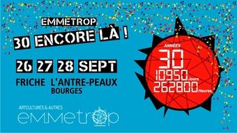 Emmetrop - La fête des 30 ans