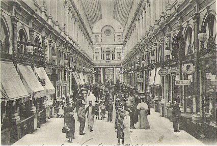 - Le vieux Bruxelles