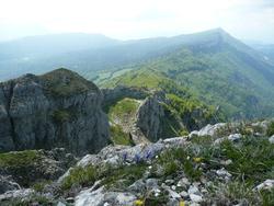 3 Juin 2014 Font d'Urle Puy de la Gagère
