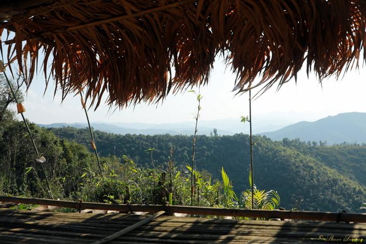 Du village de Kiou Xang à Hat Sa village de pêcheurs laos