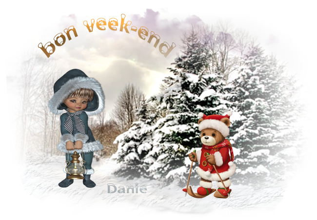 Bon Week-end...