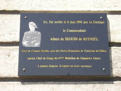 La Chartreuse et la Résistance, époque II : novembre 1943 - juin 1944