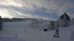 La neige est excellente !