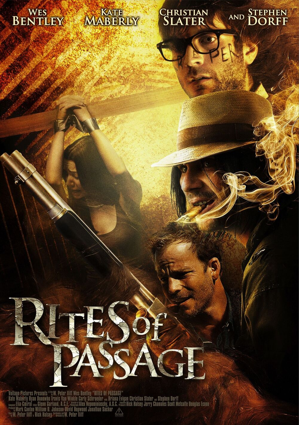 Rites of Passage / Creepers (2012)