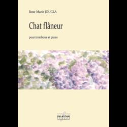 1. Chat flâneur